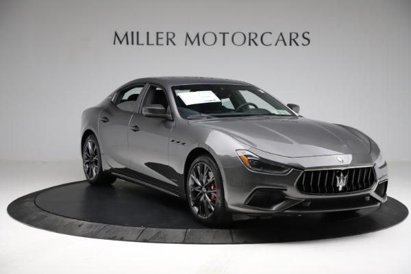 New 2021 Maserati Ghibli S Q4 GranSport for sale $100,635 at Maserati of Greenwich in Greenwich CT 06830 11
