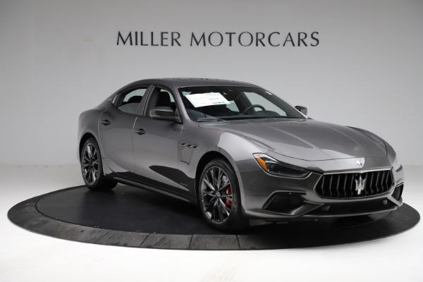 New 2021 Maserati Ghibli S Q4 GranSport for sale $100,635 at Maserati of Greenwich in Greenwich CT 06830 12