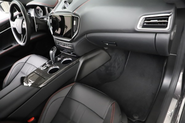 New 2021 Maserati Ghibli S Q4 GranSport for sale $100,635 at Maserati of Greenwich in Greenwich CT 06830 22