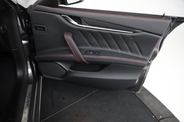 New 2021 Maserati Ghibli S Q4 GranSport for sale $100,635 at Maserati of Greenwich in Greenwich CT 06830 24