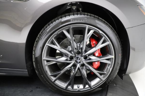 New 2021 Maserati Ghibli S Q4 GranSport for sale $100,635 at Maserati of Greenwich in Greenwich CT 06830 28