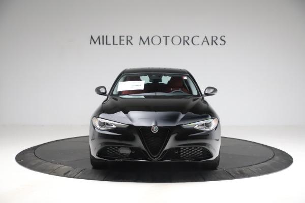New 2021 Alfa Romeo Giulia Q4 for sale $48,535 at Maserati of Greenwich in Greenwich CT 06830 12