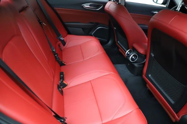 New 2021 Alfa Romeo Giulia Q4 for sale $48,535 at Maserati of Greenwich in Greenwich CT 06830 26