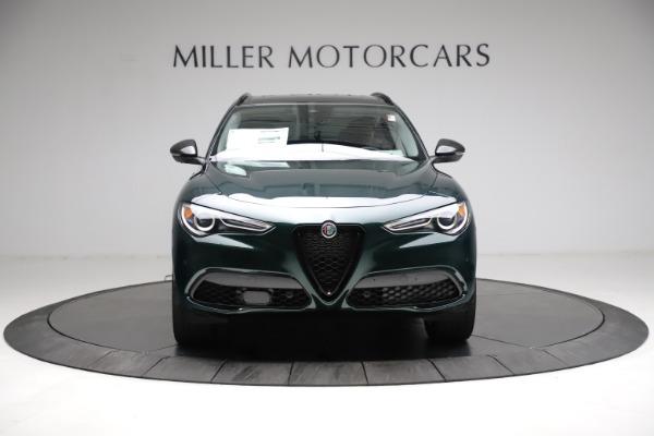 New 2021 Alfa Romeo Stelvio Ti Q4 for sale $53,650 at Maserati of Greenwich in Greenwich CT 06830 12