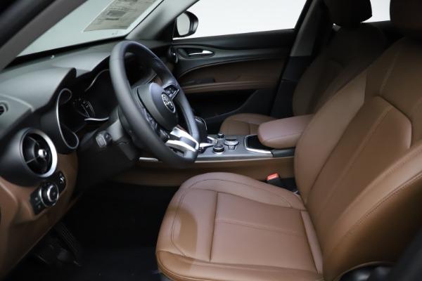New 2021 Alfa Romeo Stelvio Ti Q4 for sale $53,650 at Maserati of Greenwich in Greenwich CT 06830 14