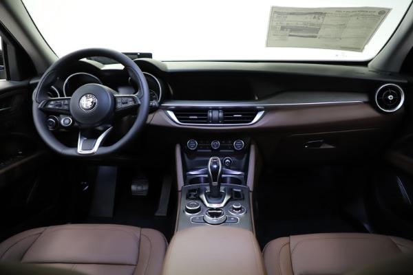 New 2021 Alfa Romeo Stelvio Ti Q4 for sale $53,650 at Maserati of Greenwich in Greenwich CT 06830 16