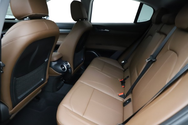 New 2021 Alfa Romeo Stelvio Ti Q4 for sale $53,650 at Maserati of Greenwich in Greenwich CT 06830 18