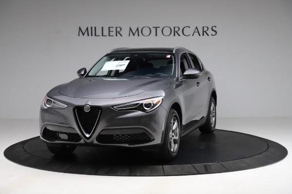 New 2021 Alfa Romeo Stelvio Q4 for sale $48,900 at Maserati of Greenwich in Greenwich CT 06830 1