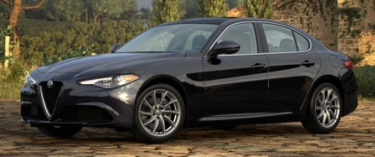 New 2021 Alfa Romeo Giulia Q4 for sale $48,245 at Maserati of Greenwich in Greenwich CT 06830 1