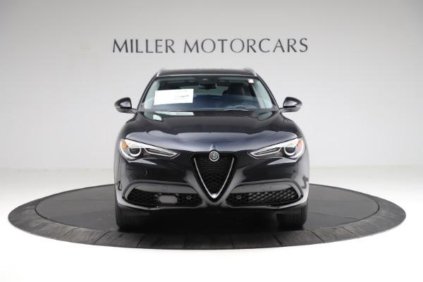 New 2021 Alfa Romeo Stelvio Q4 for sale $50,245 at Maserati of Greenwich in Greenwich CT 06830 12