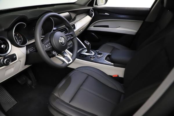 New 2021 Alfa Romeo Stelvio Q4 for sale $50,245 at Maserati of Greenwich in Greenwich CT 06830 13