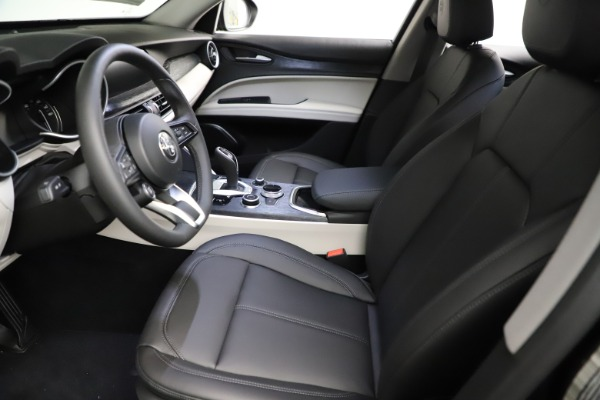 New 2021 Alfa Romeo Stelvio Q4 for sale $50,245 at Maserati of Greenwich in Greenwich CT 06830 14