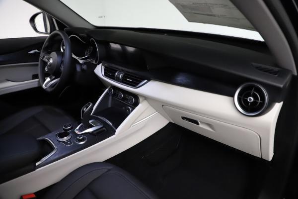 New 2021 Alfa Romeo Stelvio Q4 for sale $50,245 at Maserati of Greenwich in Greenwich CT 06830 22