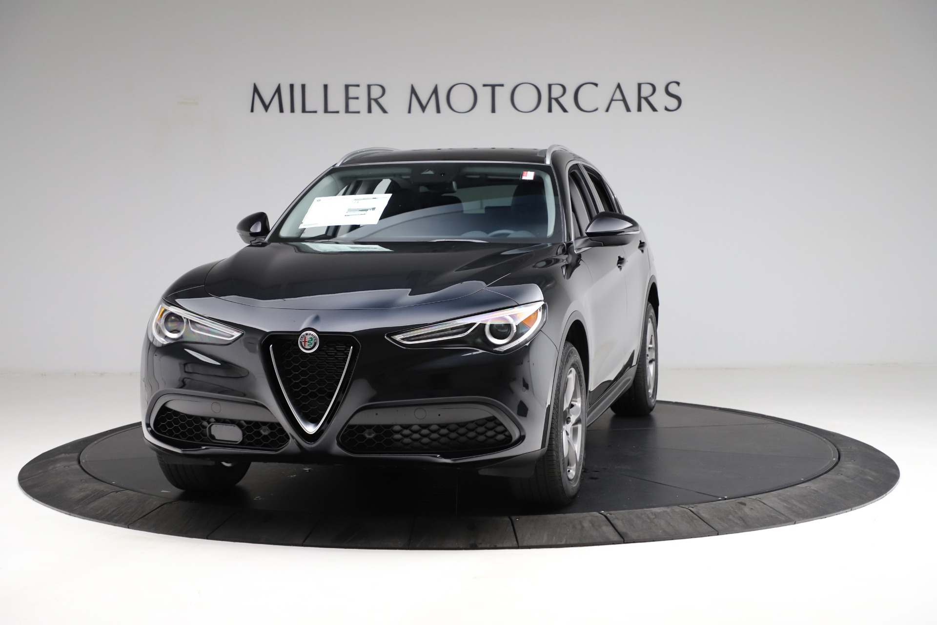 New 2021 Alfa Romeo Stelvio Q4 for sale $50,245 at Maserati of Greenwich in Greenwich CT 06830 1