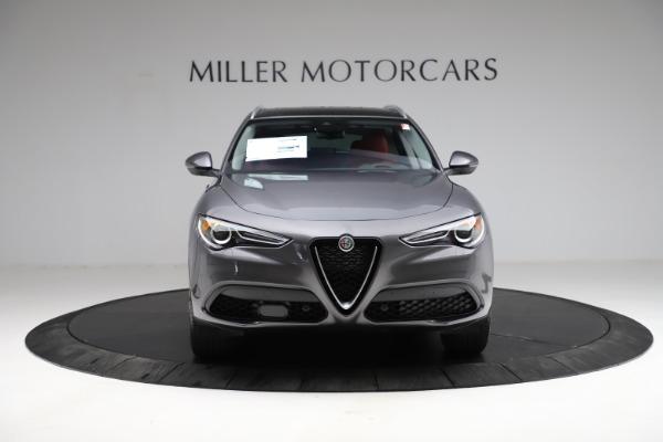 New 2021 Alfa Romeo Stelvio Ti Q4 for sale $55,500 at Maserati of Greenwich in Greenwich CT 06830 13