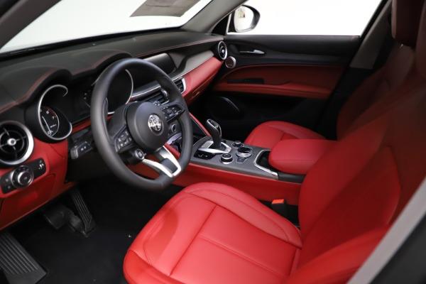 New 2021 Alfa Romeo Stelvio Ti Q4 for sale $55,500 at Maserati of Greenwich in Greenwich CT 06830 14
