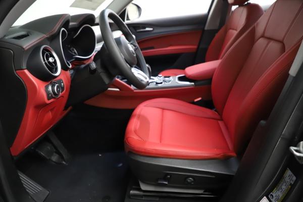 New 2021 Alfa Romeo Stelvio Ti Q4 for sale $55,500 at Maserati of Greenwich in Greenwich CT 06830 16