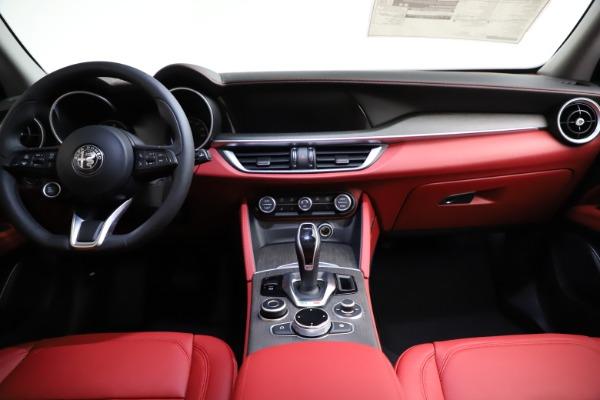 New 2021 Alfa Romeo Stelvio Ti Q4 for sale $55,500 at Maserati of Greenwich in Greenwich CT 06830 17