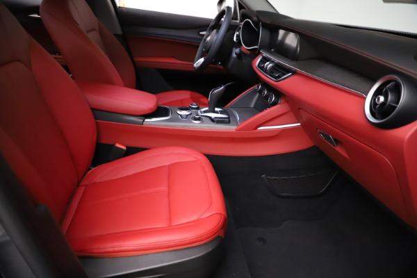 New 2021 Alfa Romeo Stelvio Ti Q4 for sale $55,500 at Maserati of Greenwich in Greenwich CT 06830 22