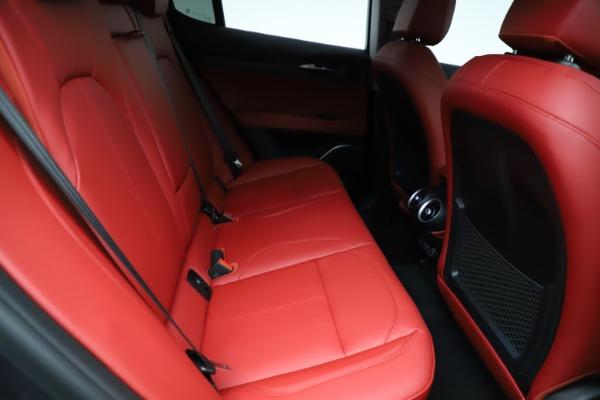 New 2021 Alfa Romeo Stelvio Ti Q4 for sale $55,500 at Maserati of Greenwich in Greenwich CT 06830 25