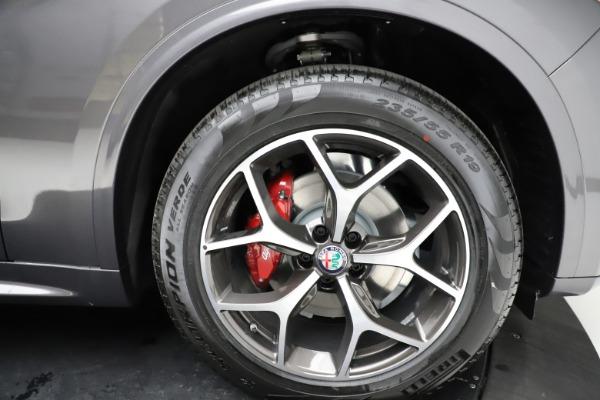 New 2021 Alfa Romeo Stelvio Ti Q4 for sale $55,500 at Maserati of Greenwich in Greenwich CT 06830 28