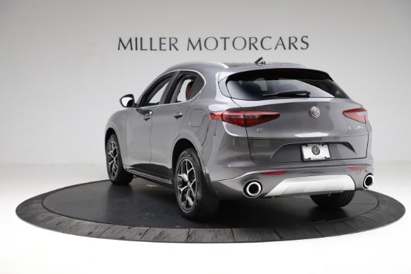 New 2021 Alfa Romeo Stelvio Ti Q4 for sale $55,500 at Maserati of Greenwich in Greenwich CT 06830 6