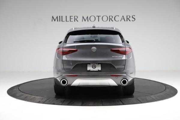 New 2021 Alfa Romeo Stelvio Ti Q4 for sale $55,500 at Maserati of Greenwich in Greenwich CT 06830 7