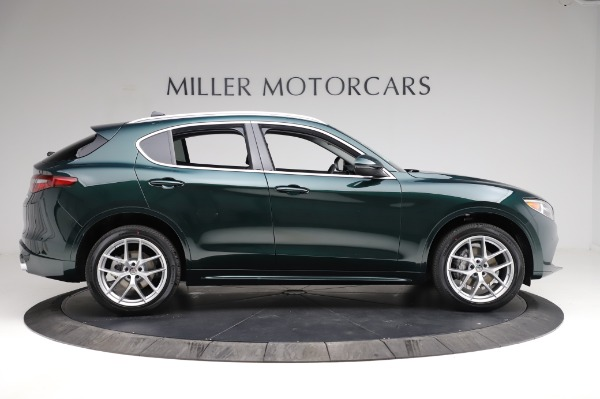 New 2021 Alfa Romeo Stelvio Ti Q4 for sale Sold at Maserati of Greenwich in Greenwich CT 06830 10