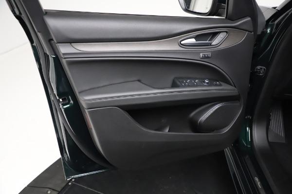 New 2021 Alfa Romeo Stelvio Ti Q4 for sale Sold at Maserati of Greenwich in Greenwich CT 06830 19
