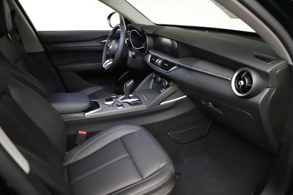 New 2021 Alfa Romeo Stelvio Ti Q4 for sale Sold at Maserati of Greenwich in Greenwich CT 06830 24