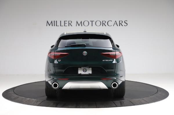 New 2021 Alfa Romeo Stelvio Ti Q4 for sale Sold at Maserati of Greenwich in Greenwich CT 06830 6