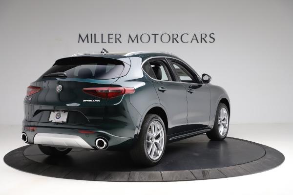 New 2021 Alfa Romeo Stelvio Ti Q4 for sale Sold at Maserati of Greenwich in Greenwich CT 06830 8