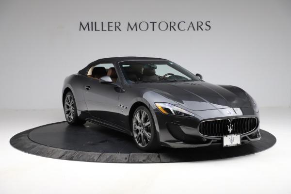 Used 2013 Maserati GranTurismo Sport for sale Call for price at Maserati of Greenwich in Greenwich CT 06830 12