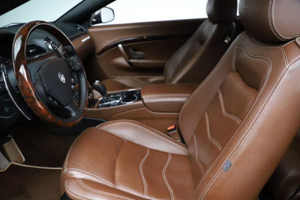 Used 2013 Maserati GranTurismo Sport for sale Call for price at Maserati of Greenwich in Greenwich CT 06830 15