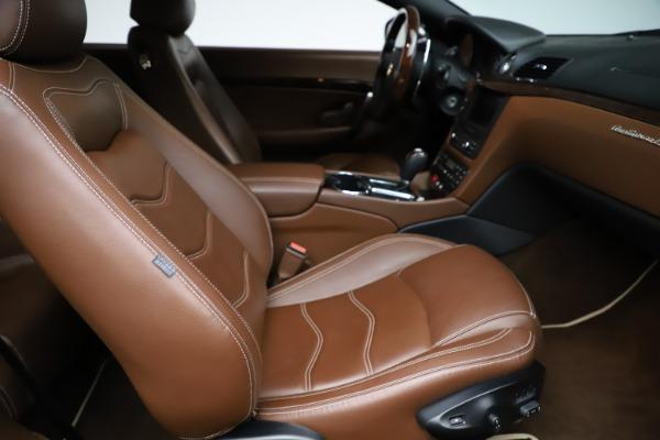 Used 2013 Maserati GranTurismo Sport for sale Call for price at Maserati of Greenwich in Greenwich CT 06830 19
