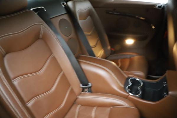 Used 2013 Maserati GranTurismo Sport for sale Call for price at Maserati of Greenwich in Greenwich CT 06830 20
