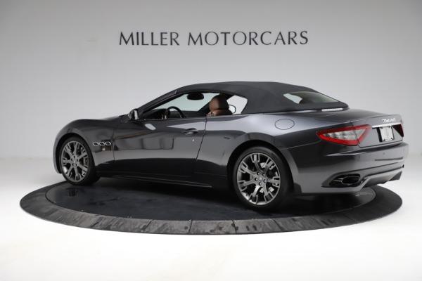 Used 2013 Maserati GranTurismo Sport for sale Call for price at Maserati of Greenwich in Greenwich CT 06830 4