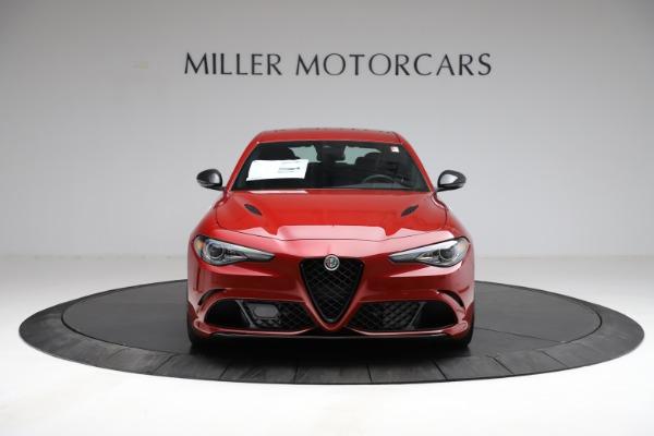 New 2021 Alfa Romeo Giulia Quadrifoglio for sale $83,740 at Maserati of Greenwich in Greenwich CT 06830 10