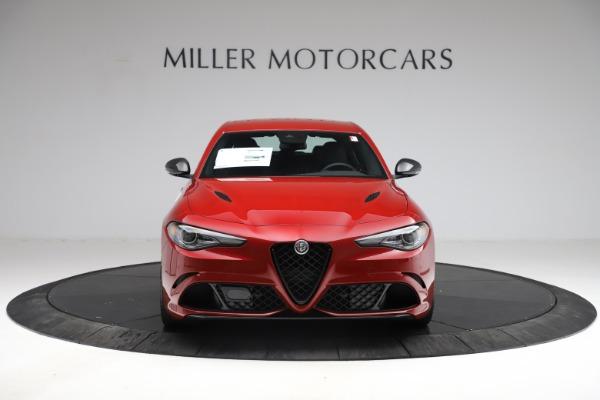 New 2021 Alfa Romeo Giulia Quadrifoglio for sale $83,740 at Maserati of Greenwich in Greenwich CT 06830 11
