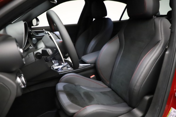 New 2021 Alfa Romeo Giulia Quadrifoglio for sale $83,740 at Maserati of Greenwich in Greenwich CT 06830 14