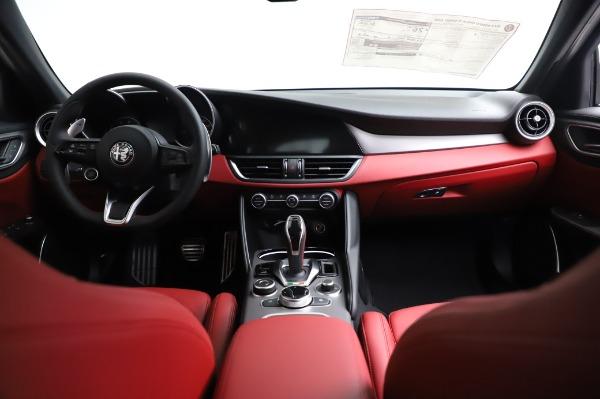 New 2021 Alfa Romeo Giulia Ti Sport for sale $54,050 at Maserati of Greenwich in Greenwich CT 06830 15