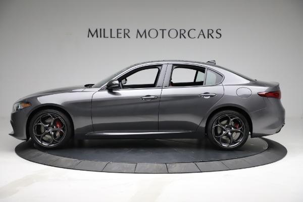 New 2021 Alfa Romeo Giulia Ti Sport for sale $54,050 at Maserati of Greenwich in Greenwich CT 06830 3