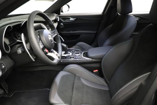 New 2021 Alfa Romeo Giulia Quadrifoglio for sale $83,200 at Maserati of Greenwich in Greenwich CT 06830 13