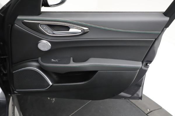 New 2021 Alfa Romeo Giulia Quadrifoglio for sale $83,200 at Maserati of Greenwich in Greenwich CT 06830 22