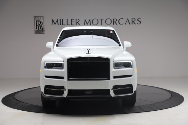 New 2021 Rolls-Royce Cullinan Black Badge for sale Call for price at Maserati of Greenwich in Greenwich CT 06830 2