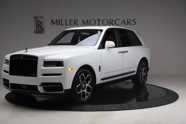 New 2021 Rolls-Royce Cullinan Black Badge for sale Call for price at Maserati of Greenwich in Greenwich CT 06830 3
