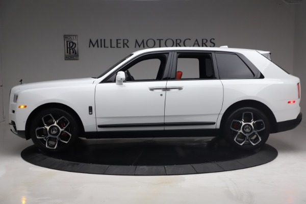New 2021 Rolls-Royce Cullinan Black Badge for sale Call for price at Maserati of Greenwich in Greenwich CT 06830 4