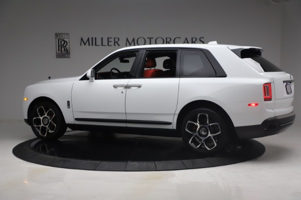 New 2021 Rolls-Royce Cullinan Black Badge for sale Call for price at Maserati of Greenwich in Greenwich CT 06830 5