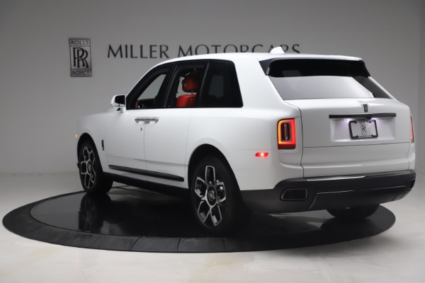 New 2021 Rolls-Royce Cullinan Black Badge for sale Call for price at Maserati of Greenwich in Greenwich CT 06830 6