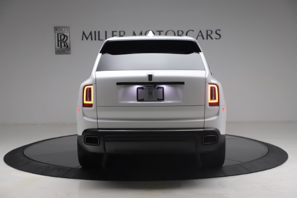 New 2021 Rolls-Royce Cullinan Black Badge for sale Call for price at Maserati of Greenwich in Greenwich CT 06830 7